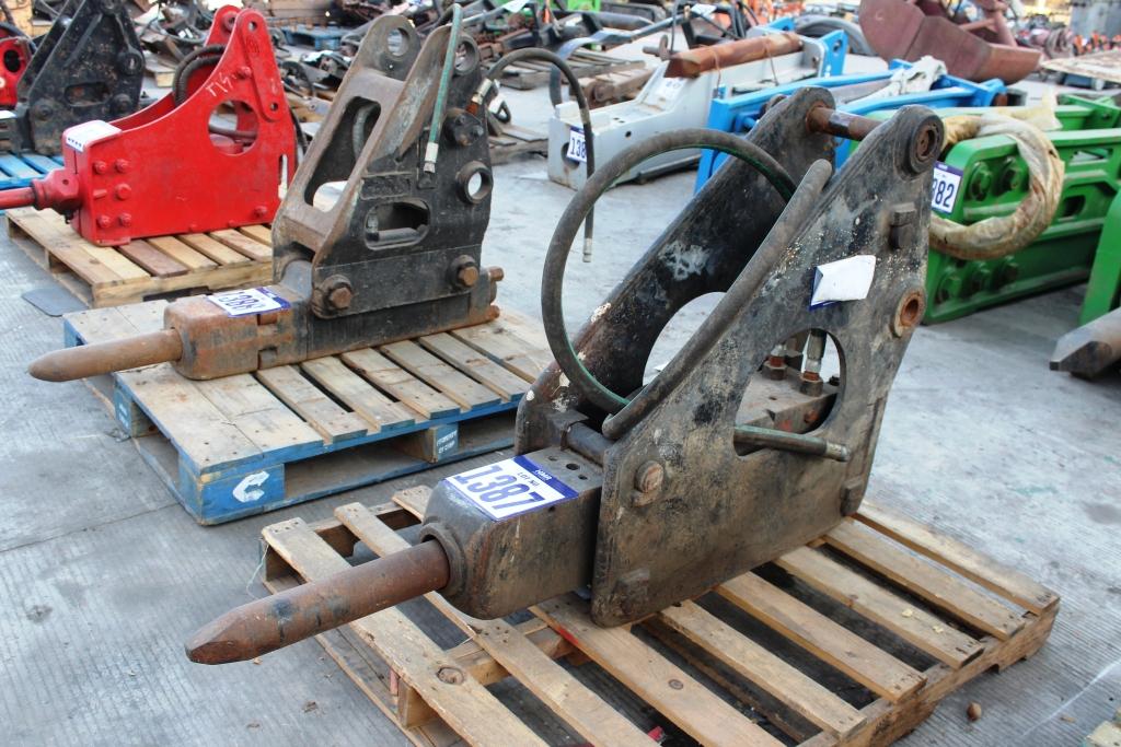 Buy Quality Excavator Hydraulic Attachments | HMR Machinery