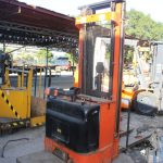 2006 MSR15-4500 ELECTRIC STACKER – 1.5 TONS