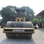 1993 CATERPILLAR CS533 VIBRATORY ROLLER